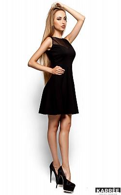 Платье Арина, Черный