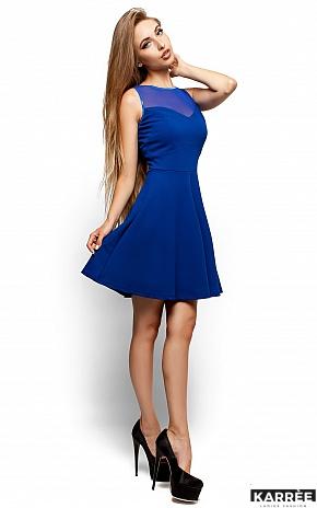 Платье Арина, Электрик - фото 2