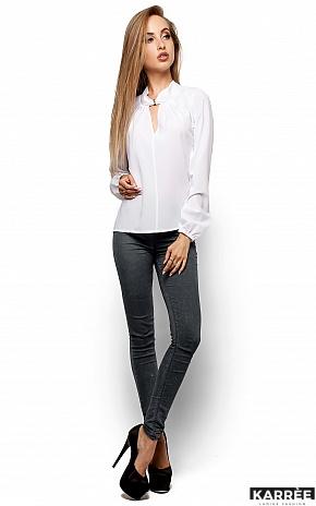 Блуза Майя, Белый - фото 1