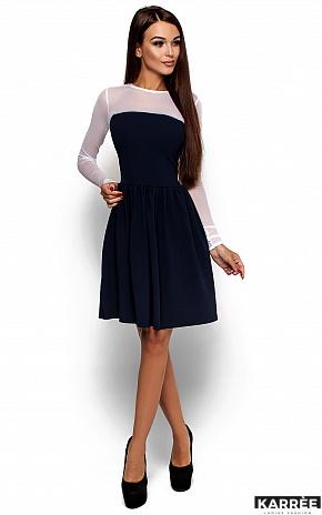 Платье Аризона, Темно-синий - фото 1