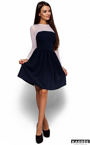 Платье Аризона, Темно-синий - фото 2