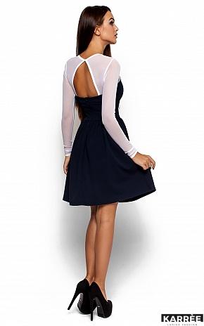 Платье Аризона, Темно-синий - фото 3