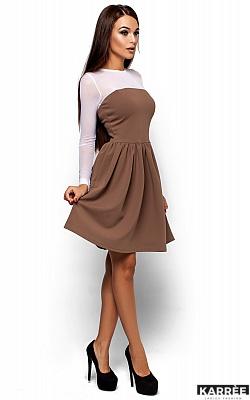 Платье Аризона, Бежевый