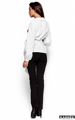 Рубашка Бруклин, Белый - фото 3