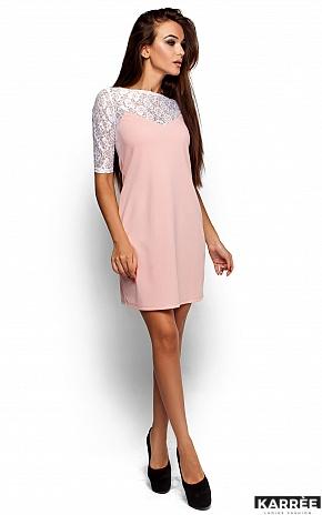 Платье Монтана, Персик - фото 2