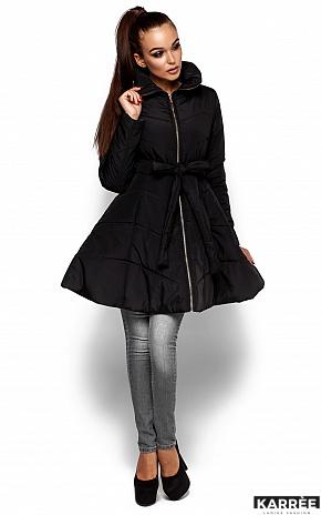 Куртка Сиена, Черный - фото 2