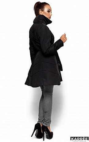 Куртка Сиена, Черный - фото 3