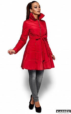 Куртка Сиена, Бордо - фото 2