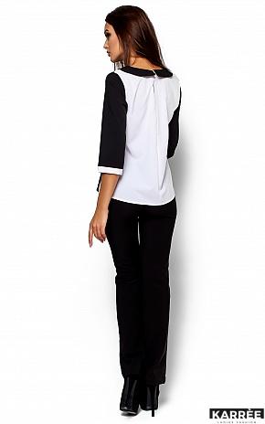 Блуза Мали, Белый - фото 3