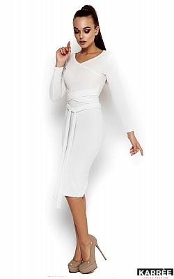 Платье Лейсан, Белый