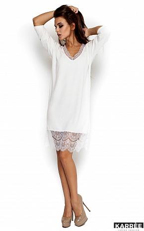Платье Ницца, Белый - фото 1