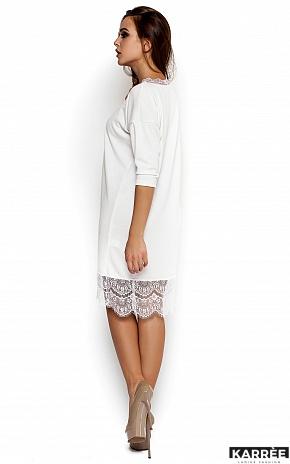 Платье Ницца, Белый - фото 3