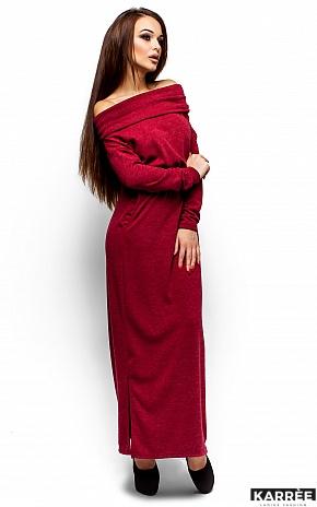Платье Амбиция, Бордо - фото 4
