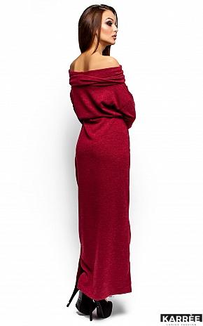 Платье Амбиция, Бордо - фото 3