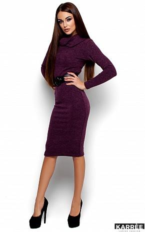 Платье Лантене, Фиолет - фото 1