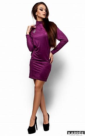 Платье Сплит, Фиолетовый - фото 2
