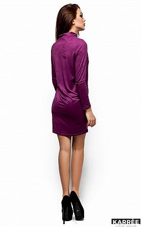 Платье Сплит, Фиолетовый - фото 3