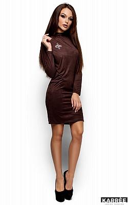 Платье Сплит, Шоколад