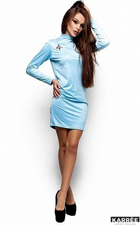 Платье Сплит, Голубой - фото 2