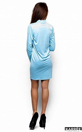 Платье Сплит, Голубой - фото 3