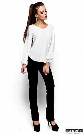 Блуза Барбарис, Белый - фото 1