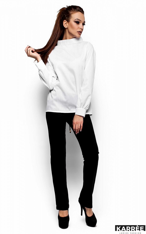 Рубашка Шарлотт, Белый - фото 1