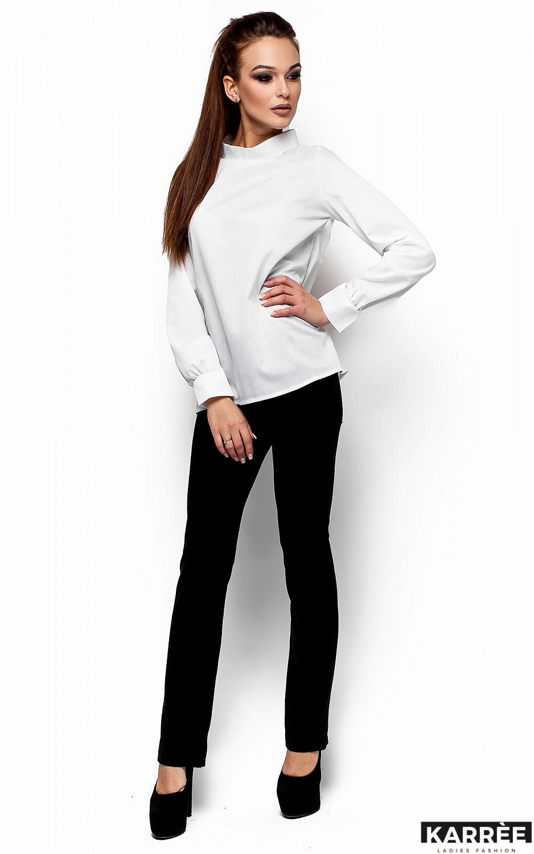 Рубашка Шарлотт, Белый - фото 5