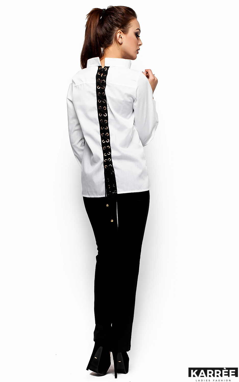 Рубашка Шарлотт, Белый - фото 3
