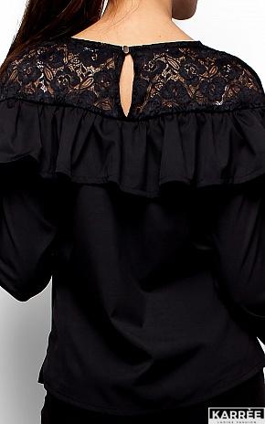 Блуза Аргентина, Черный - фото 4