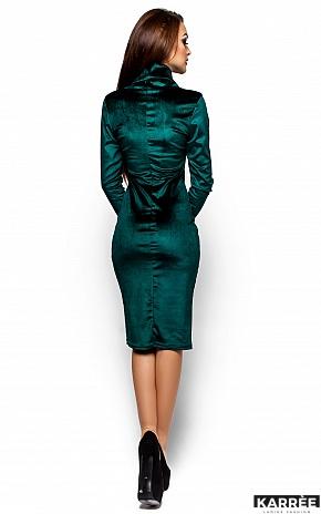 Платье Орнелла, Зеленый - фото 3