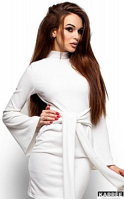 Платье Диор, Белый