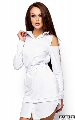 Платье Ребека, Белый