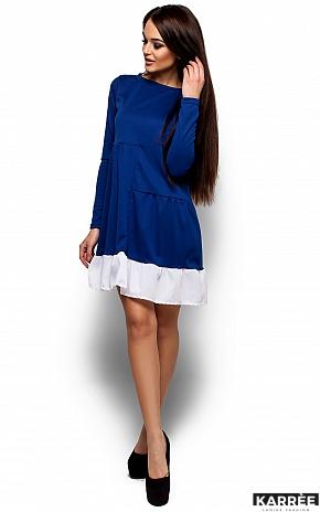 Платье Инга, Электрик - фото 4