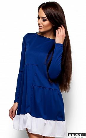 Платье Инга, Электрик - фото 2