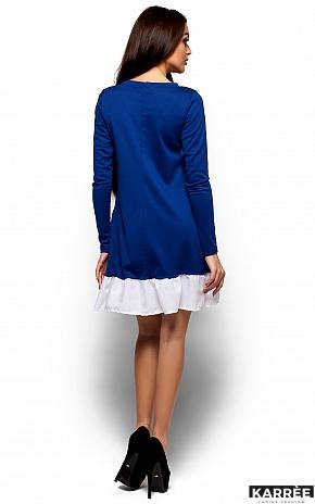 Платье Инга, Электрик - фото 3
