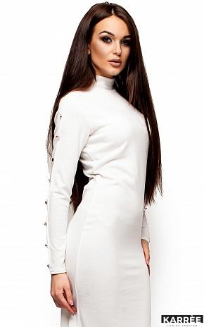 Платье Линда, Белый - фото 2