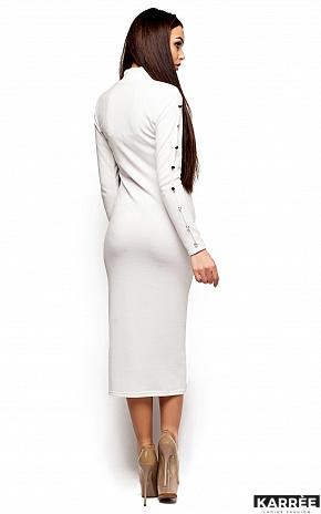 Платье Линда, Белый - фото 3