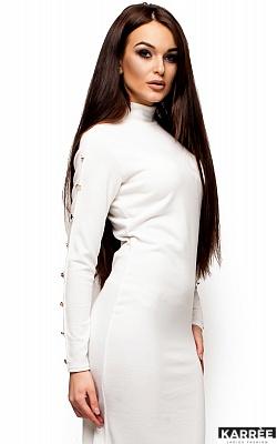 Платье Линда, Белый
