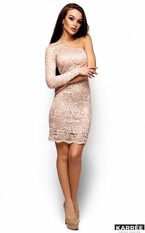 Платье Самтер, Бежевый - фото 1