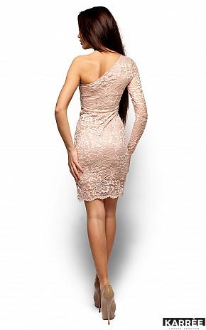 Платье Самтер, Бежевый - фото 3