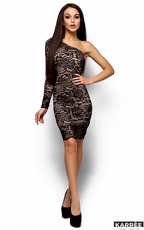 Платье Самтер, Черный - фото 1