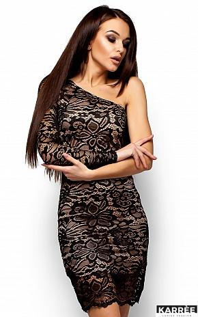 Платье Самтер, Черный - фото 2
