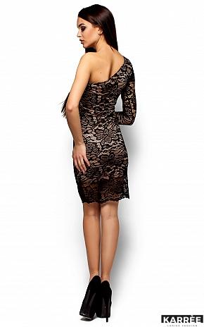 Платье Самтер, Черный - фото 3