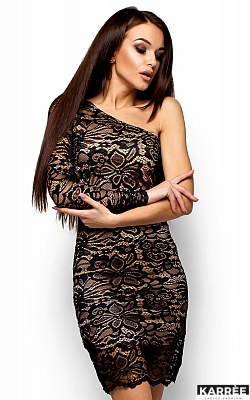 Платье Самтер, Черный