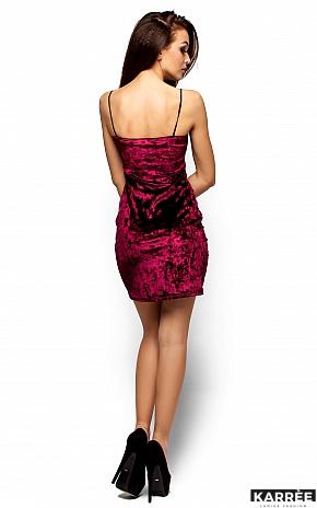 Платье Окси, Марсала - фото 3