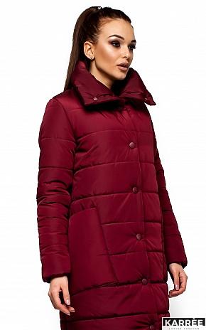 Куртка Альма, Марсала - фото 2
