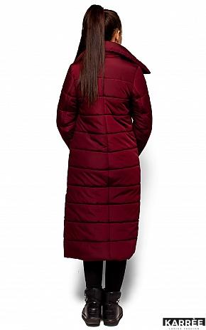 Куртка Альма, Марсала - фото 4