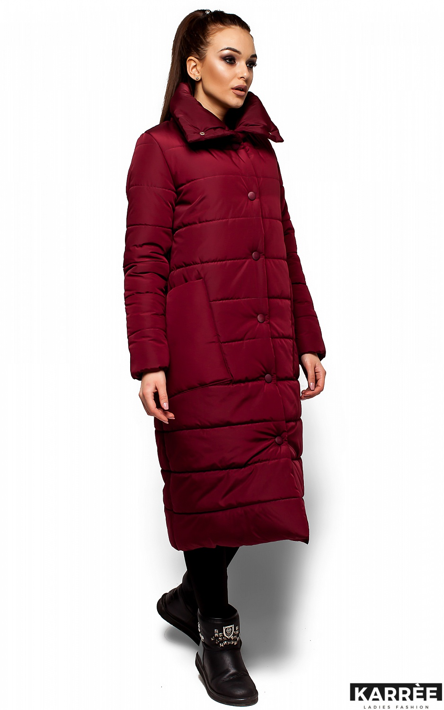 Куртка Альма, Марсала - фото 5