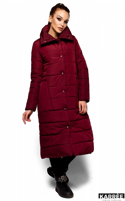 Куртка Альма, Марсала - фото 1