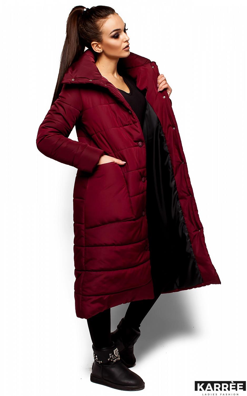 Куртка Альма, Марсала - фото 3